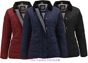 NEW-LADIES-QUILTED-PADDED-BUTTON-ZIP-JACKET-WOMENS-COAT-TOP-SIZE-8-10-12-14