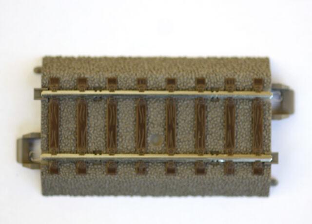 Trix H0 62064 Gerades C-Gleis Ausgleichsstück Länge 62,3mm Neu