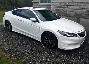 Limited edition Honda Accord coupe HFP v6