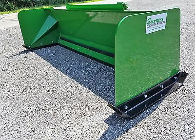 7 Low Pro John Deere Snow Pusher Box Local Pick Up-rtr Express Snow Pusher