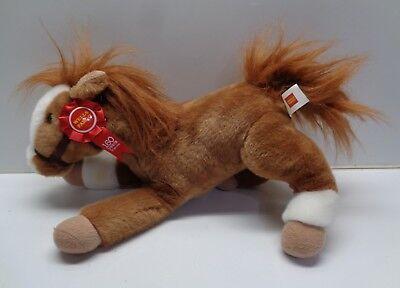 """Wells Fargo 2012 Legendary Pony """"Mack"""" Stuffed Plush Pony"""