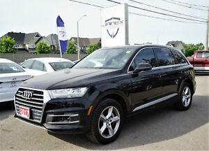 2017 Audi Q7 3.0T Technik NAVI | R.CAM | PANO ROOF | LEATHER...
