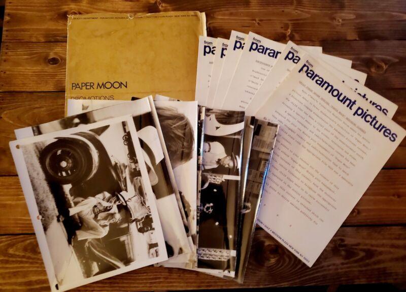 "1973 ""PAPER MOON"" Ryan O"