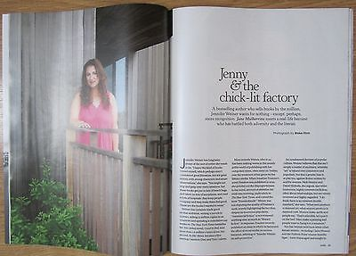 Jennifer Weiner - Stella magazine – 17 August 2014