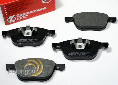 Bremsbeläge Bremsklötze Bremsen für vorne die Vorderachse Ford Focus I