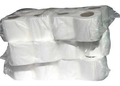 72 Rollen Klopapier Toilettenpapier Toiletten-Papier WC-Papier 3 lagig 150 Blatt