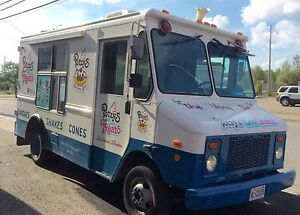 Original Mr Softee Ice Cream Truck. Rare