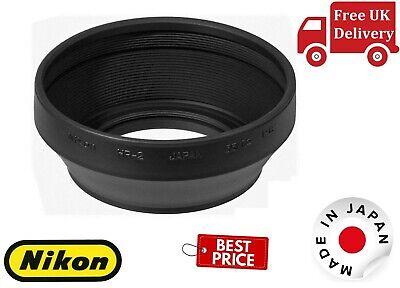 Nikon HR-2 Rubber Hood For Nikon lenses 538 (UK Stock)