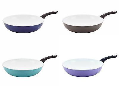 Farberware Purecook Ceramic Nonstick 12.5-Inch Deep Skillets