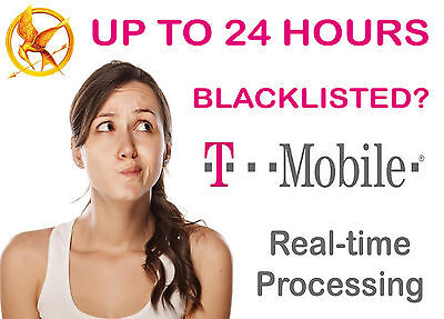 USA T-Mobile Bad IMEI/ESN CLEANING Service for any iPhone, Samsung, LG, HTC ...