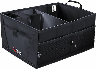 Trunk Cargo Organizer  Folding Caddy Storage Collapse Bag Bin for Car Truck SUV for sale  Gardena