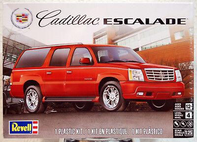 Revell 4482 2002 Cadillac Escalade GMT 800 1:25 neu 2019 Bausatz USA