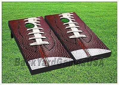 football custom cornhole boards beanbag toss game