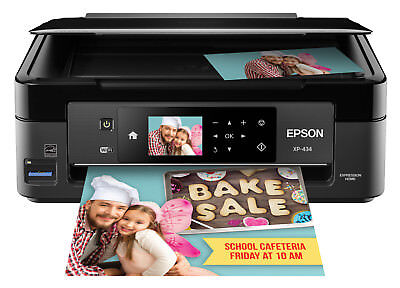 NEW Epson Home XP-440/446 (430)-all in One Printer-wireless-smartphone printing