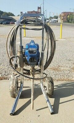 Graco Smart Control Ultra 395 Paint Sprayer With Hose