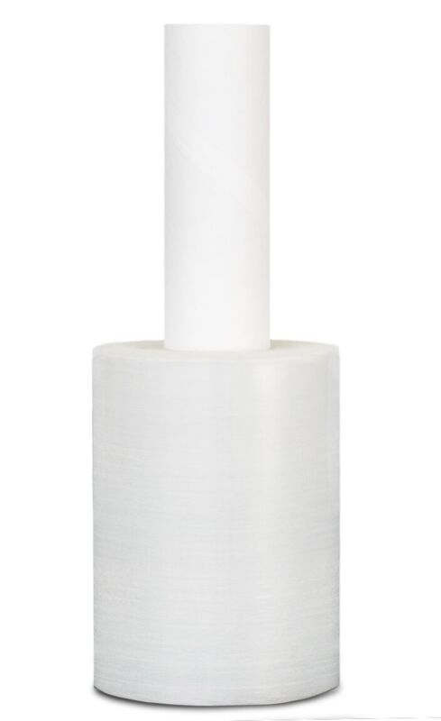 """Extended Core Clear Stretch Wrap 4"""" x 1000"""
