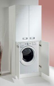 Colonna coprilavatrice portalavatrice ebay for Lavatrice e asciugatrice in colonna