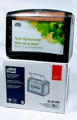 Tork Xpressnap Tabletop Napkin Dispenser S4 6232000xpt New Sealed