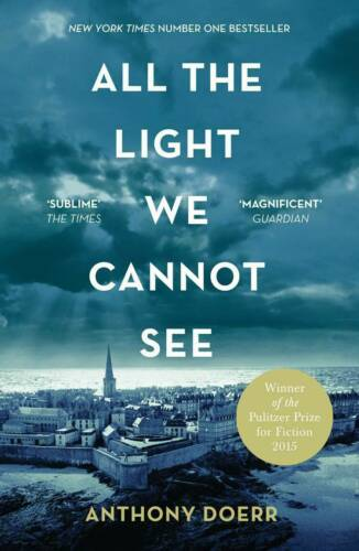 All the Light We Cannot See A Novel by Anthony Doerr (2017, Digitaldown)