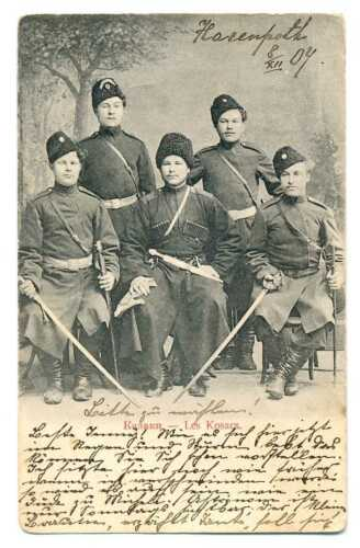 Russian Imperial Cossacks PC 1904
