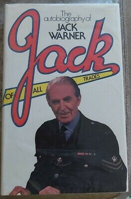 JACK OF ALL TRADES The Autobiography of Jack Warner 1st Ed.1973