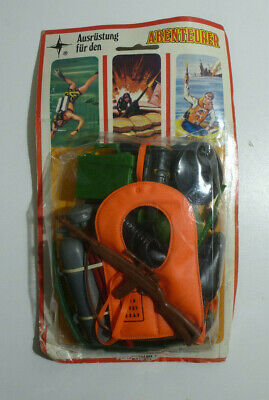 VINTAGE Abenteuer Set Army Man - 70er JAHRE - 70er Jahre Outfits