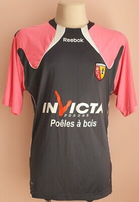 Lens 2010 - 2011 Away football Reebok shirt  image