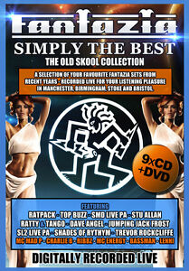 Fantazia – Simply The Best – The Old Skool Collection