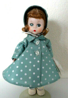 Madame Alexander Wendy Likes A Rainy Day #453 with Hang Tag1955 SLW Like Hang Tags