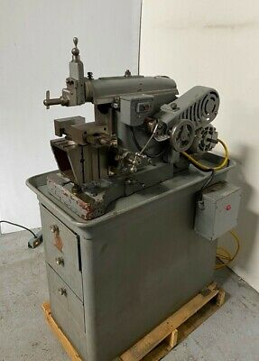 Vintage Southbend 7 Shaper With Vise Runs Great Very Clean Machine Rare