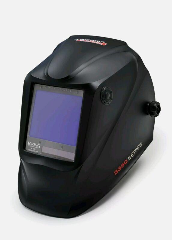 Lincoln Electric K3034-3 Viking 3350 Welding Helmet - Black