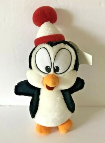 Vintage 1999 Universal Studios Chilly Willy Penguin Plush Stuffed Walter Lanz
