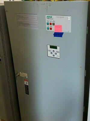 Asco 7000 Series Automatic Transfer Switch 600a Nema 1 4 Wire 277480v 3ph.