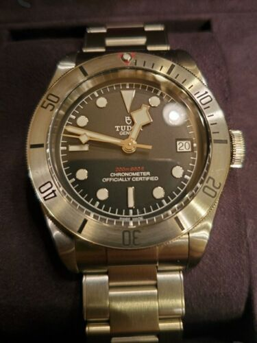 TUDOR Heritage Black Bay Steel 79730 Automatic 41mm - watch picture 1