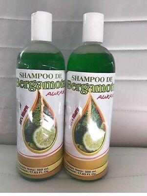Shampoo bergamota Pack Of 2
