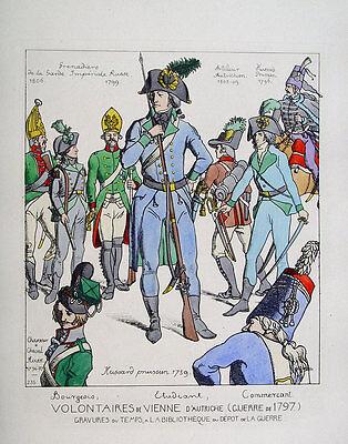Napoleon Österreich Preußen Napoleonische Kriege Hussar Grenadier Artillerie Zar