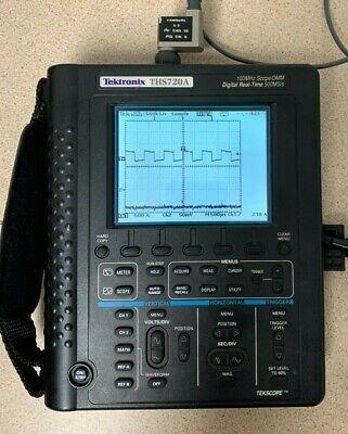 Tektronix Ths720a 100mhz Dual-channel Oscilloscope