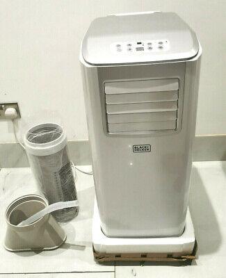 BLACK+DECKER BXAC40006GB 9000 BTU Portable 3-in-1 Air Conditioner, Dehumidifier,