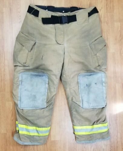 Cairns MFG. 2014 Firefighter Turnout Bunker Pants 44 x 30