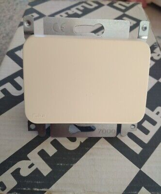 1 x interrupteur poussoir 7000 NIKO PR20 crème(état neuf