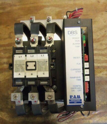 NICE RAM INDUSTRIES RAM-DBSB1A SOFT STARTER DIGITAL BYPASS