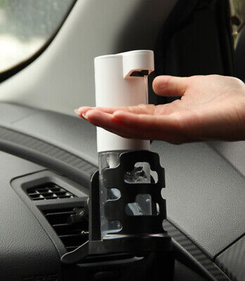 Car Dispenser Auto KFZ Hygiene Desinfektion Mini Spender elektrisch Sensor