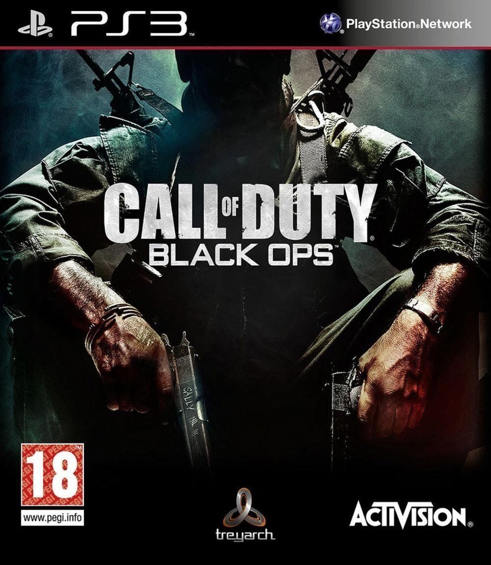 Call Of Duty Black Ops Sony Playstation 3 2010 For Sale Online Ebay