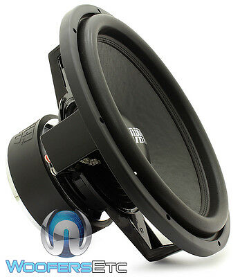"SUNDOWN AUDIO SA-15 V.3 D2 15"" 750W DVC 2 OHM LOUD SUBWOOFER BASS SPEAKER NEW"