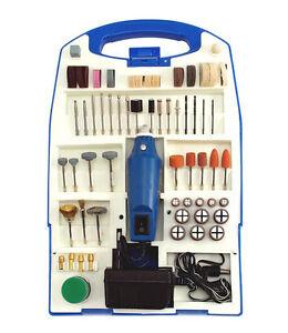 Caja mini herramientas multifunciones 110 accesorios - Herramientas tipo dremel ...