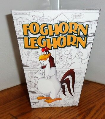 Foghorn Leghorn Popcorn Box 3. Looney Tunes Cartoons. Henery Hawk