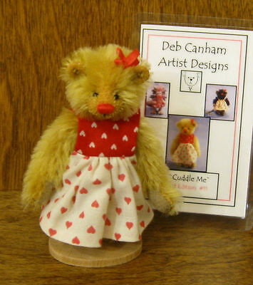 DEB CANHAM Artist Designs CUDDLE ME, Hot Editions COLL. From Retail Store LE 4