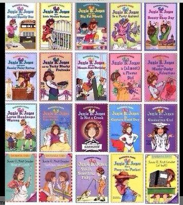 Junie B. Jones Books 10 for $19 Free Shipping!