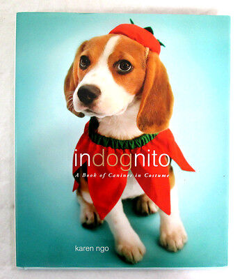 Costume Of A Dog (Indognito A Book of Canines In Costume Dogs by Karen Ngo 2008 Little, Brown &)