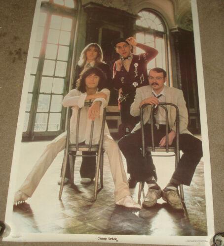 Vintage 1978 Cheap Trick classic rock concert poster 34